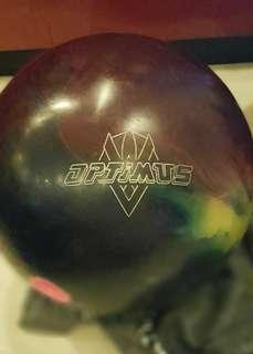 12.8 lb Storm Optimus Bowling Ball