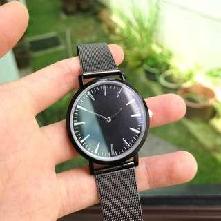 Simple Black Watch