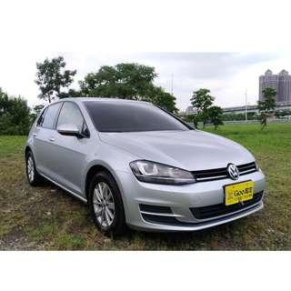 2014年GOLF1.2 TSI 粉專:魯邦車業,想買車皆可幫忙全額貸+增額貸第三方配合認證