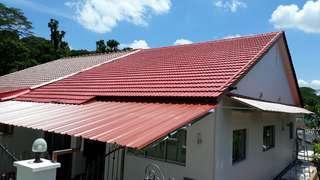 Roofing Contractors 屋顶防水