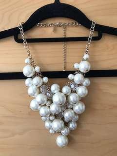 Coast UK Pearl Necklace
