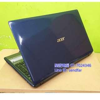 🚚 ACER AS5755 i5-2450M 4G 500G Independent Video Card 15inch laptop ''sendfar second hand'' 聖發二手筆電