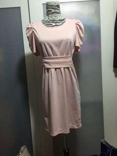 Pink Dress, no bargaining