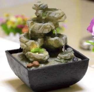 TableTop Indoor Water Fountain