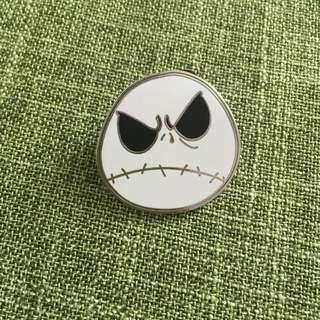 Jack- 迪士尼交換章disney pin