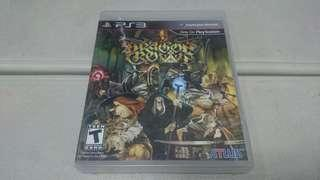 Dragon's Crown PS3 Game Games