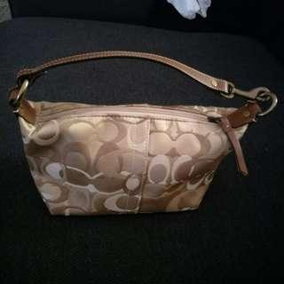 Coach top handle Bag