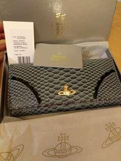 Authentic Vivienne Westwood Wallet 正品長銀包