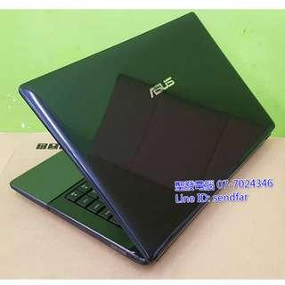 🚚 ASUS X45V i7-3740QM 8G 500G Independent Video Card 14inch laptop ''sendfar second hand'' 聖發二手筆電