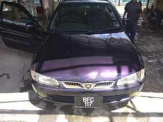Satria 1.6 auto