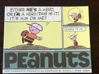 PEANUTS COMICS BOOK 2