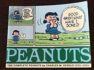 PEANUTS COMICS BOOK 1