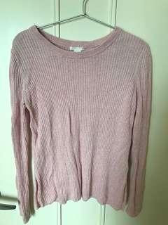 清屋-H&M粉紅色衫