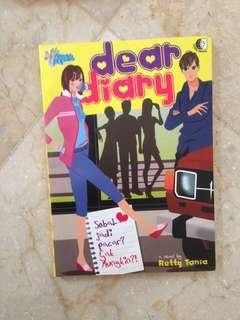 Novel Dear Diary