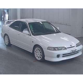 1999 HONDA INTEGRA TYPE R 98.Spec DB8