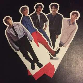 DAY6 Shoot Me Official Standees