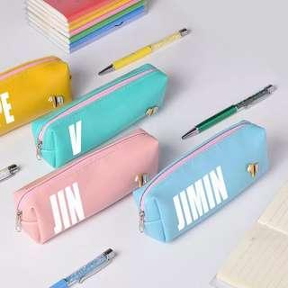 [PO] BTS pencil case