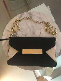 Collette small shoulder chain clutch/bag