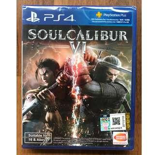 Ps4: Soul Calibur VI [R3/ENG]