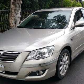 2007年Toyota Camry 3.5