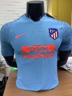🔥🔥Vaporknit Atletico Madrid 18-19 away kit!!