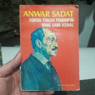 Anwar Sadat: Tokoh-tokoh Pemimpin yang Saya Kenal