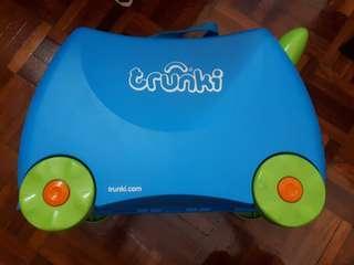 Trunki Kid Travelling Luggage