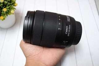 Lensa Canon EFS18-135mm NANO USM
