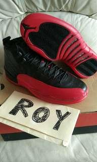 Jordan 12 flu game us 9