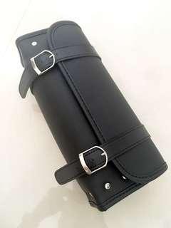 PU Leather Handlebar Bag