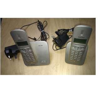 Philips Home Telephone CD360 (Screen Damage)