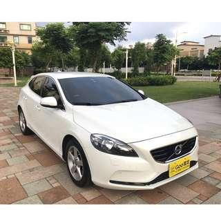 2014年V40 粉專:魯邦車業,想買車皆可幫忙全額貸+增額貸第三方配合認證