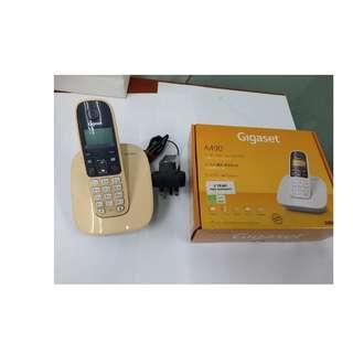 Gigaset Home Telephone A490 (Screen Damage)