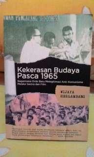 Kekerasan budaya pasca 1965