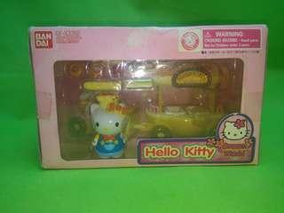 Hello Kitty 八達通 DREAM WORLD CHOO-CHOO BAKERY TOY SET SANRIO BANDAI 2002 COLLECT NEW