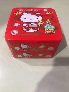 Sanrio Hello Kitty 二層盒