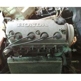 Civic EJ S04 1.6 SOHC Engine Head