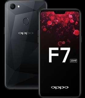 OPPO F7 4gb