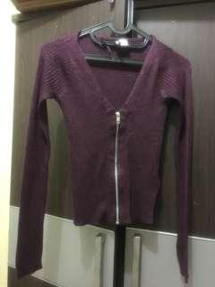 Knit top by H&M