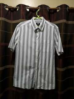 H&M Striped Polo