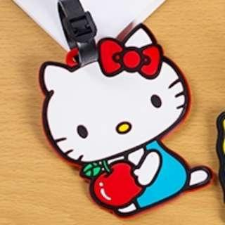 [New]Hello Kitty行李牌 Luggage Tag