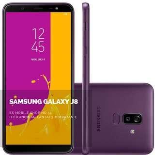 Samsung Galaxy J8 Smartphone [32GB/ 3GB]