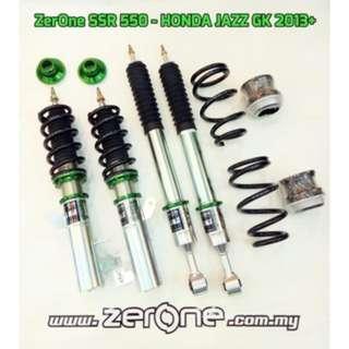 Zerone SSR550 Jazz GK 2013