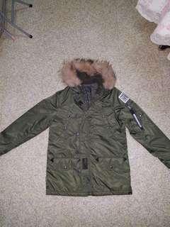 IZZUE NEIGHBORHOOD N3B jacket