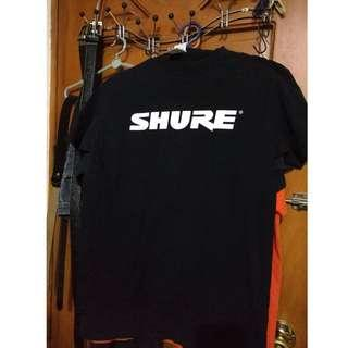 Shure T-Shirt Apparel TShirt Shirt Clothing