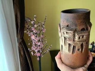 Vase from Capadocia - Turkey