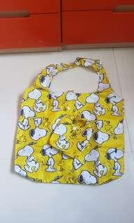 BN Snoopy recycle bag