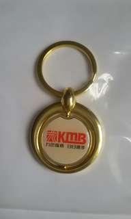 九巴鎖匙扣
