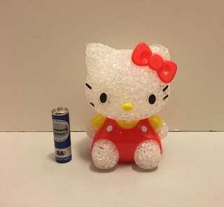 Hello Kitty 幻彩 閃燈 擺設