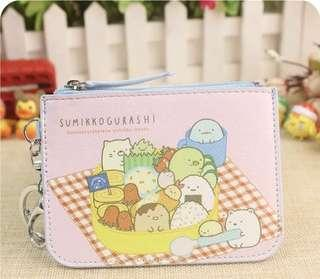 Little Card Holder Pouch- GHS211  Design: as attach photo   Size: 8.5*2*11cm
